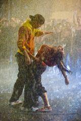 Любители танцевать