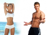 Любители фитнеса