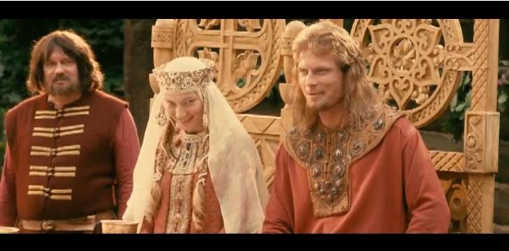 Кадр из фильма Александр. Невская битва