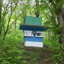 жилище лесных милиционеров